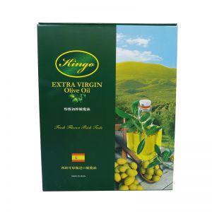 西班牙进口特级初榨橄榄油750ML两瓶礼盒装